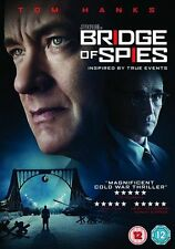 Bridge of Spies 5039036076036 With Tom Hanks DVD Region 2