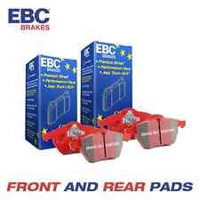 FERRARI 360 EBC Redstuff Front and Rear Brake Pads 3.6 99-2005