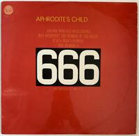 APHRODITE'S CHILD 666 2-LP VERTIGO SPACESHIP UK 1972 PRO CLEANED PROG CLASSIC