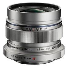 Ipt2my Obiettivo Olympus M. Zuiko 12mm F/2.0 Silver