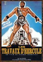 DVD Les travaux d'hercule Pietro Francisci Occasion