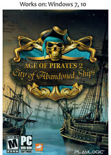 Age of Pirates 2: City of Abandoned Ships PC Game Sea Dogs