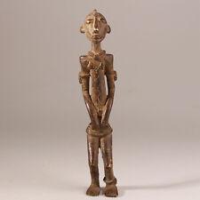 10554 Dogon Bronze Figure Mali Lost Form
