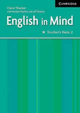 English in Mind  Teacher's Book 2 by Thacker, Claire