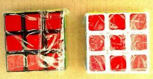 1x3x3 Black White Floppy Magic Cube Twist Puzzle Brain Teaser Beginner