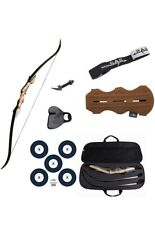 New listing Southland Archery Supply SAS Sage Take Down Recurve Bow Combo 40 Lbs Left