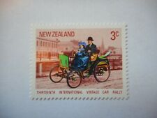 1972 Stamp New Zealand Vintage Car 3c MNH OG