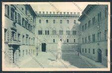 Siena Città Monte dei Paschi PIEGHINA cartolina E2685 SZL