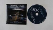 JAMES NEWTON HOWARD The Happening (Bande Originale) GER ADV cardcover CD 2008