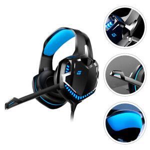 Casque Gaming Casque PS4 Xbox One PC Casque Gamer Son 7.1 Anti Bruit Isolation