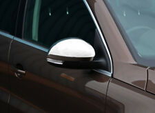 Chrome Wing Mirror Trim Set Covers To Fit Seat Alhambra (2010+)