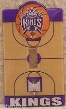 NBA Switch Plate Cover Sacramento Kings NEW
