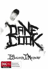Dane Cook - Isolated Incident (DVD, 2011)-REGION 4- Brand new-Free postage