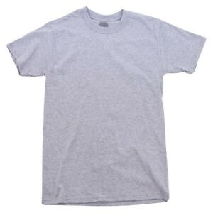 NEW 3 Pack Champion Men'S Double Dry CREW Neck TAGLESS Tee T-Shirt S-XL