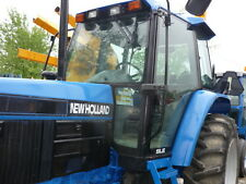 Ford  newholland 6640 tractor cab with AIR ,  Diesel  motor, three point p.t.o