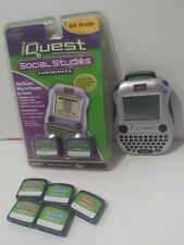 - Quantum Leap- I Quest Handheld 4.0 Game With Cartridges Educational Gaming