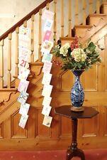 HANG UPS CARD DISPLAY KIT HANGS UP TO 50 CARDS Birthday, Christmas, Get Well etc