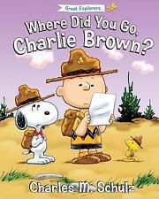 Where Did You Go, Charlie Brown? (Peanuts Great American Adventure),