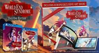World End Syndrome - Day One Edition For PS4 (New & Sealed)