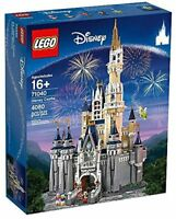 LEGO DISNEY CASTLE 71040 BRAND NEW SEALED.IN HAND.READY FOR DELIVERY