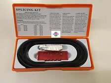METRICA 70 EPDM O-RING splicing KIT (SPC-E2) contiene corde, colla, Slicer & Blocco
