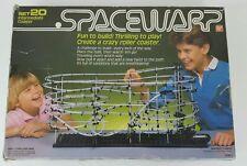 Bandai Spacewarp Set 20 Intermediate Vintage Buildable Coaster 1986