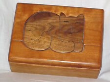 Kitty Cat Musical Jewelry Box