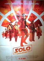 Plakat Kino Solo Star Wars - 120 X 160 CM