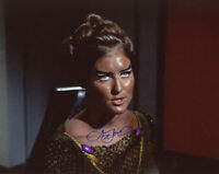 SUSAN HOWARD SIGNED 8x10 PHOTO FIRST FEMALE KLINGON STAR TREK TOS BECKETT BAS