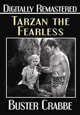 Tarzan the Fearless- Digitally Remastered  DVD NEW