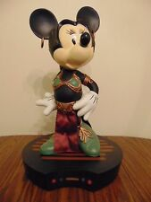 2009 Disney Star Wars Minnie as PRINCESS LEIA SLAVE GIRL Big Fig No. 64/500