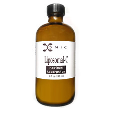 Ionic Liposomal Vitamin C Liquid | 144000mg • 8oz • 120 Servings • Best Deal