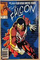 THE FALCON #1 (1983) Marvel Comics VG+/FINE-