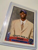2003-04 Chris Bosh Topps Draft Pick #4 Rookie RC #224 Raptors Heat