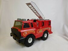 Vintage 1999 Tonka Mighty No. 5 Aerial Bucket Fire Truck FAST SHIPPING!!!!