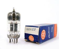 12AZ7 GE NOS Tube  Valve Lampe TSF Valvola Röhre 진공관 真空管 Valvula