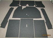 Innenausstattung-Innenraumteppich-Filz 9Tlg. passend Vw KÄFER 1200 Bj 60 - 79
