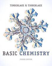 Basic Chemistry by Karen C. Timberlake and William Timberlake (2012, Hardcover)
