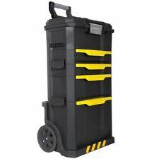 Stanley Servante d'atelier à roues Plastique Noir 1-79-206 Chariot à outils