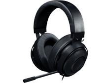 RAZER Kraken Pro V2 Oval Schwarz Gaming Headset Schwarz NEU OVP