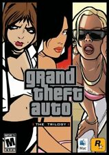 Grand Theft Auto Trilogy (PC Games)