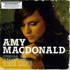 AMY MACDONALD THIS IS THE LIFE CD ALBUM