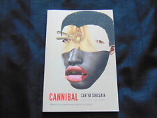 Cannibal by Safiya Sinclair SIGNED 1st/1st