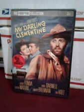 MY DARLING CLEMENTINE HENRY FONDA VICTORE MATURE NEW SEALED 2-DISC DVD 2007 OOP