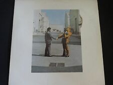 "Pink Floyd ""Wish You Were Here"" Original LP. 1st edition (PC 33453) 1975. RARE !"