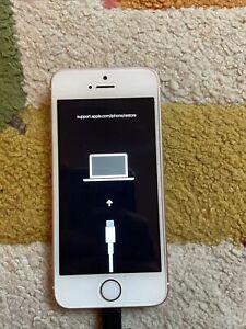 Apple iPhone SE - 64GB - Rose Gold (O2) A1723 (CDMA + GSM)