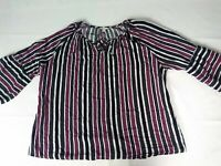 Cato Women's Size 18/20W Blouse Long Sleeve Shirt