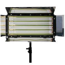 LB4 1100W 455 Fluorescent Light bank Video Lighting Daylight Balance Film