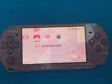 Sony PSP 3000 Hannah Montana Limited Edition Purple Handheld System
