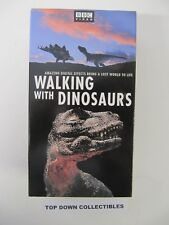 Walking With Dinosaurs , Bring The Lost World To Life 2 Box Set Vhs Movies
